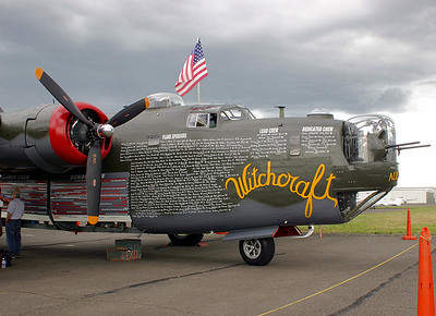 Collings Foundation B-17 and B-24 (2005)