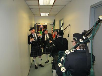 Shannon Rovers : Saint Patrick's Day Queen Walk Around 2/22/13