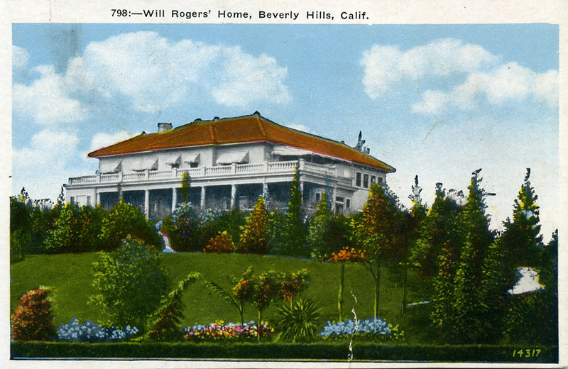 Will Rogers' Home