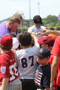 Darlington Baseball Camp 2008