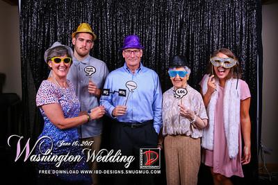 Washington Photo Booth 6-16-17