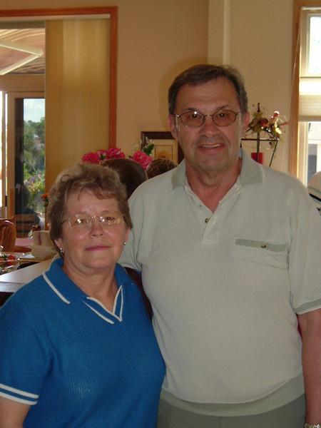 Jan and John Dalby