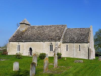 St Nicholas, Church of England, Station Road, Baulking, SN7 7QE