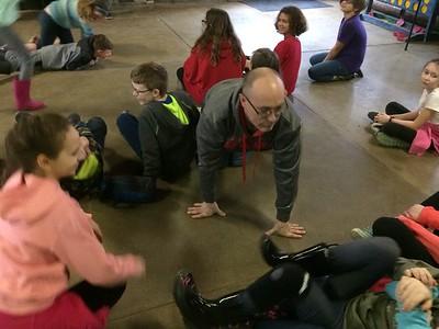 Fun-in-Faith Elementary Retreat (February 23-24, 2018)