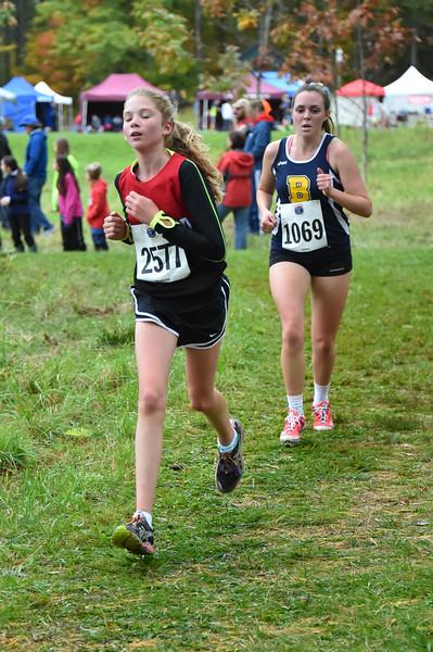 Girls 3 Woods Trail Run 10/4/14