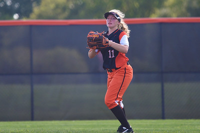 Platte County Softball vs Ray South