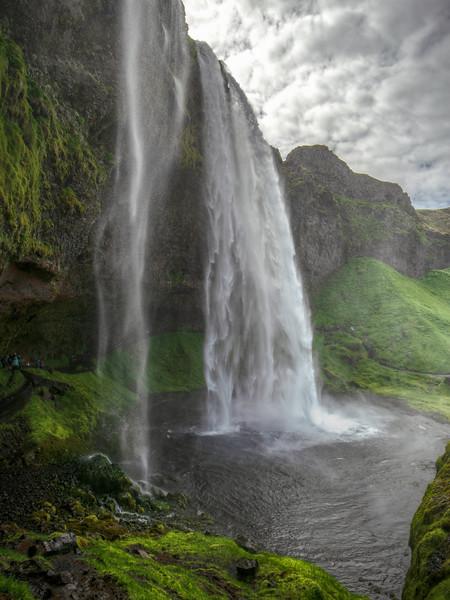 Kirkjufellfoss Waterfall   Photography by Wayne Heim
