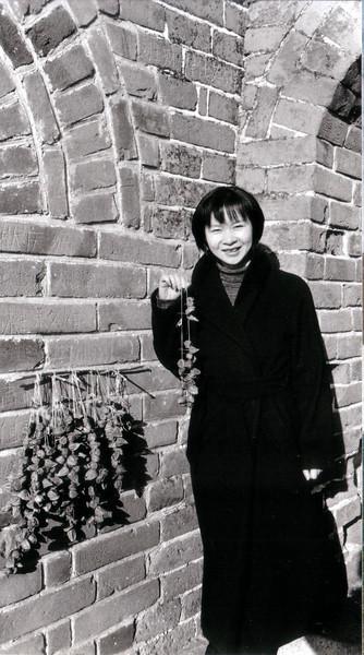 Simatai - winter 1997. Winter at the Great Wall at Simatai - January 1997 and again 1998