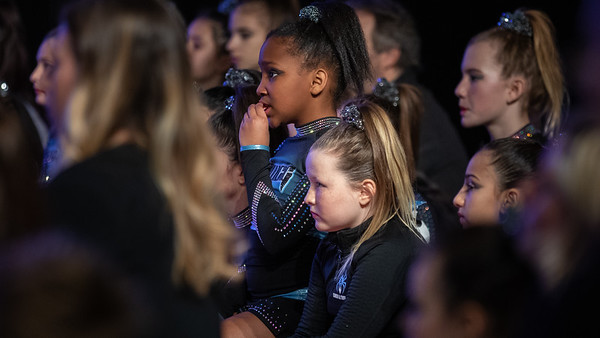 Avery's Cheer Evolution in Montreal