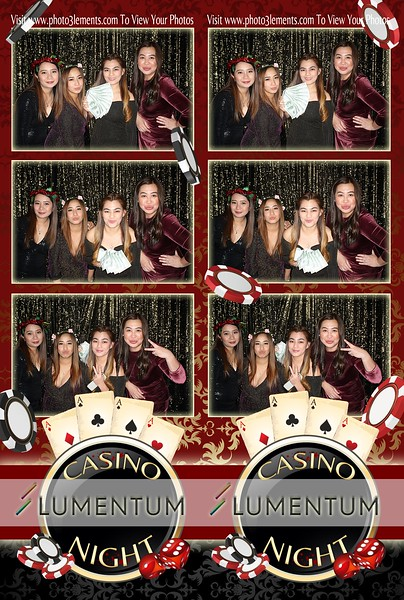 Lumentum Casino Night 2019