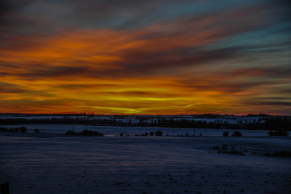 11 2013 Nov 27 Sunrise & Sunset Same Day*^