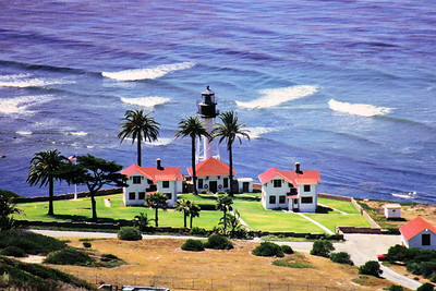 New Point Loma Light, California