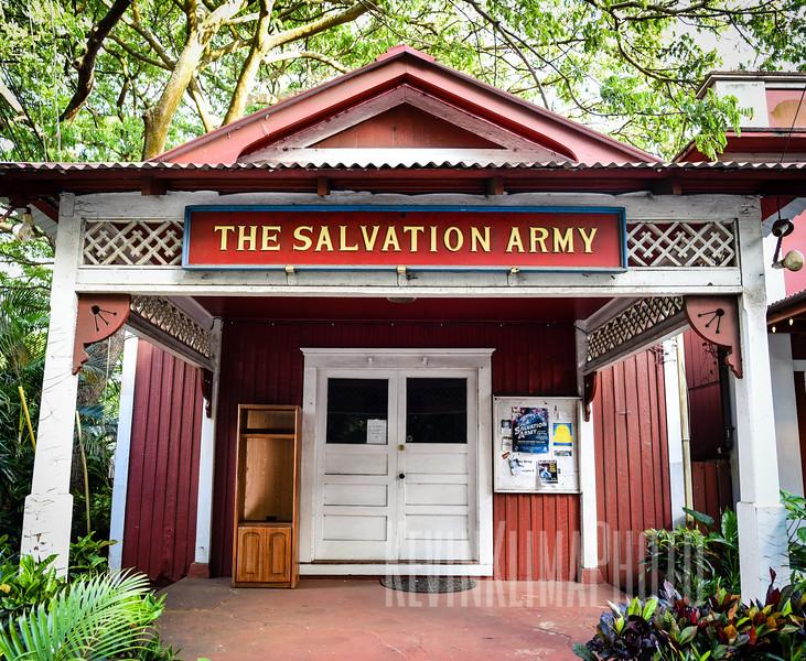 The Salvation Army - Koloa, HI
