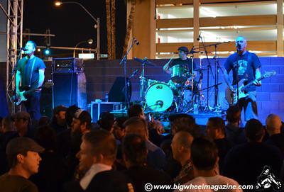 Youth Brigade - at Azul Tequila - Las Vegas, NV - May 25, 2012