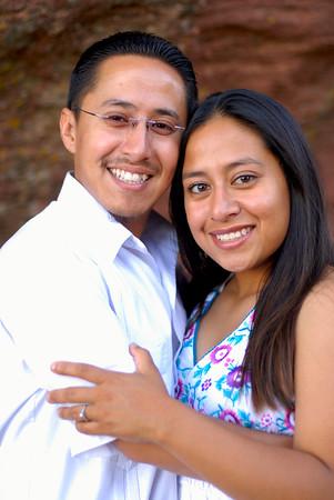 Lupita and Rico's Engagement