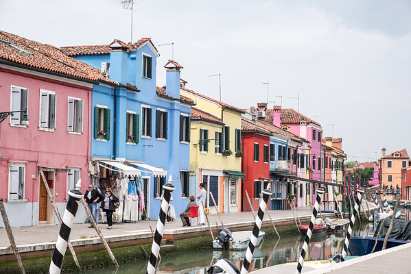 Venice - Burano and Torcello