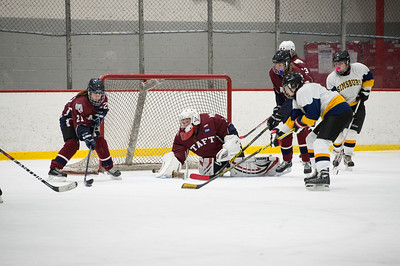 1/24/18: Girls' Thirds Hockey v Simsbury