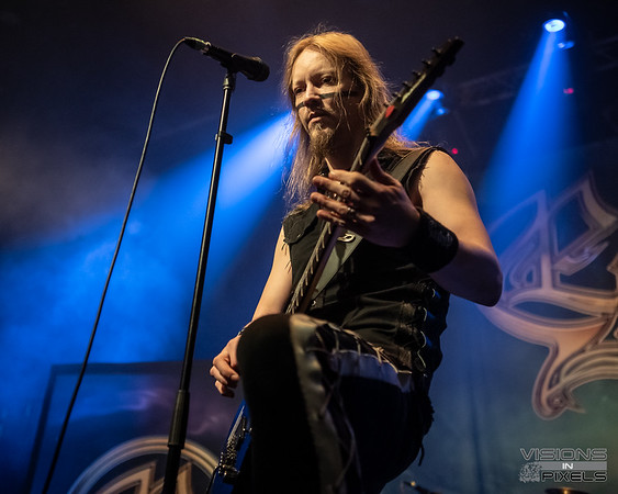 Ensiferum, Septicflesh, Arsis, Scimitar January 18th, 2019