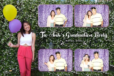 Tu-Anh's Graduation Party (prints)
