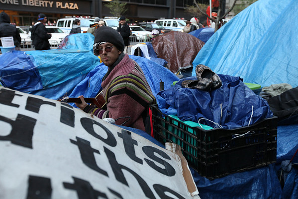 Occupy Wall Street (10/2011)