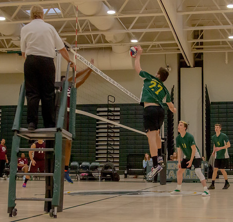 Enfield Boys Volleyball 5-13-19