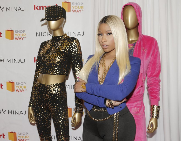 ". <p>5. K-MART <p>If you want to dress like Nicki Minaj, you�re probably already buying your clothes here, anyway. (unranked) <p><b><a href=\'http://www.billboard.com/articles/columns/the-juice/5755743/nicki-minaj-unveils-kmart-clothing-line\' target=""_blank\""> HUH?</a></b> <p>     (Todd Williamson/Invision/AP)"