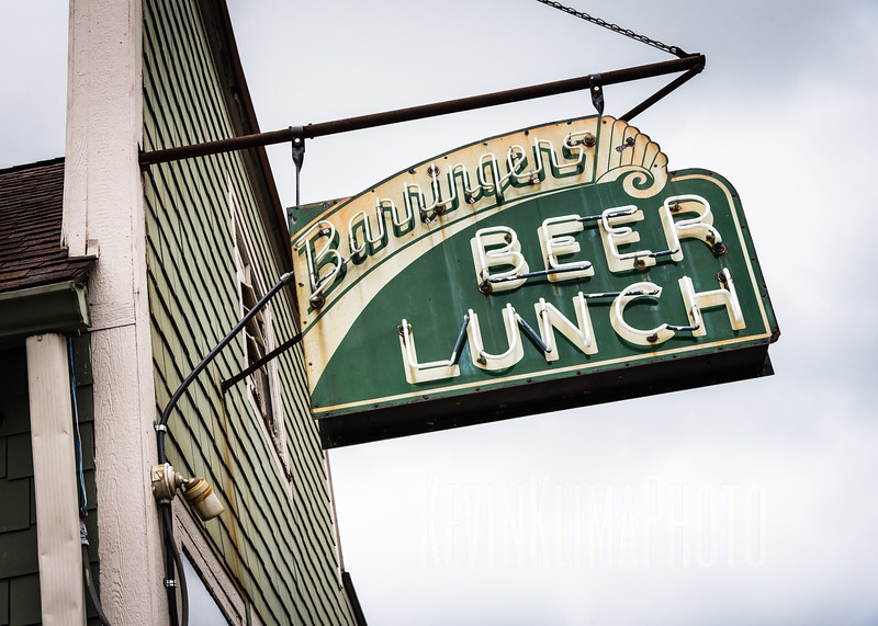 Barringer's - Beer - Lunch