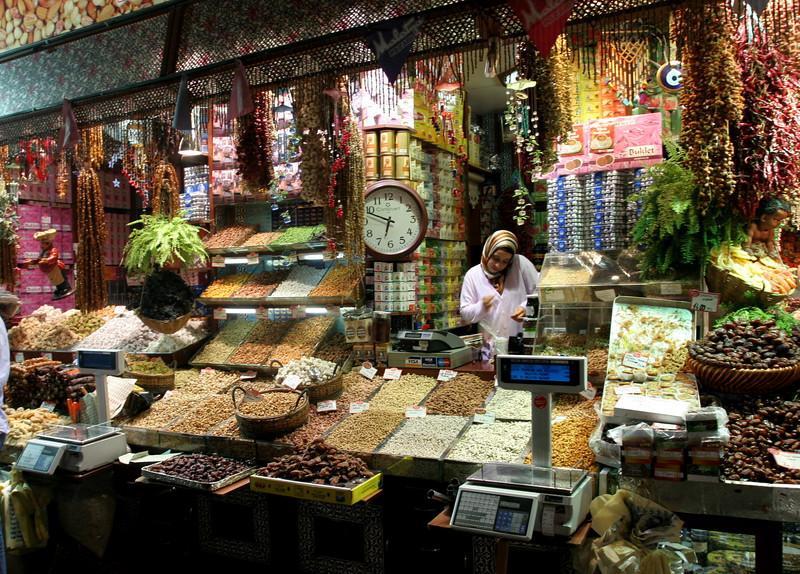 The Medina, Istanbul, Turkey