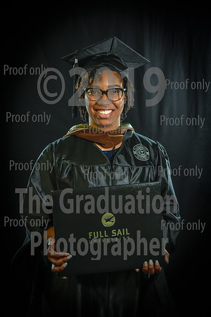 Ceremony One February  8th, 2019 Full Sail Graduation