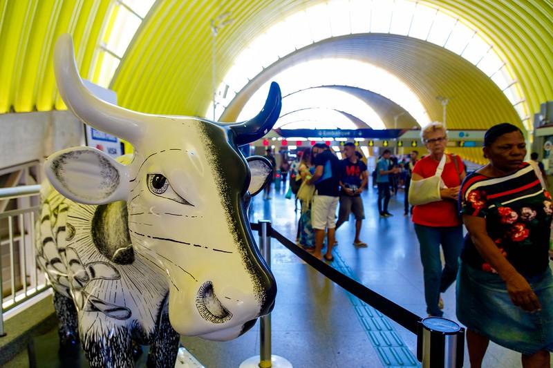COW PARADE - Vacas nas ruas - Parte 2-185.jpg