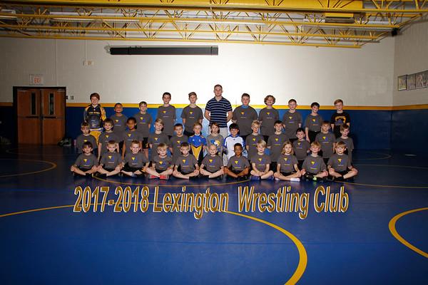 2017-2018 Wrestling Club