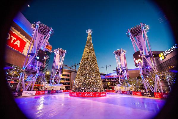 All - LA Kings Holiday Ice 161208