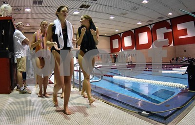 Marshalltown @ Fort Dodge Girls Swimming