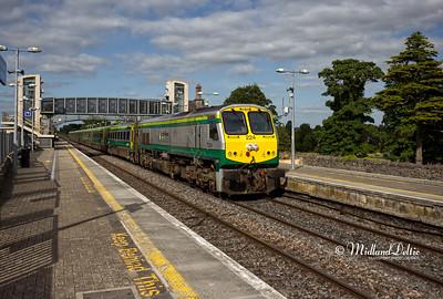 Portlaoise (Rail), 08-06-2020
