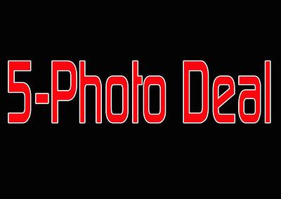 5 PHOTO DEAL