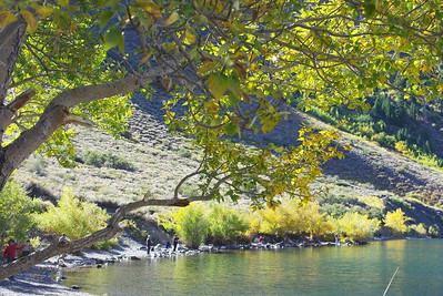 Convict Lake. Eastern Sierra