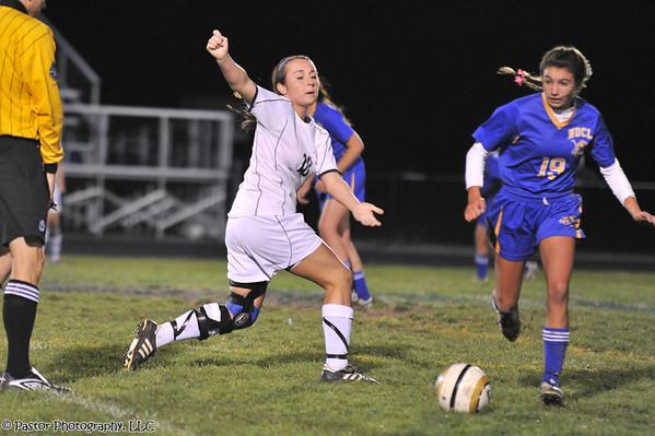 WGHS Girls Varsity Soccer
