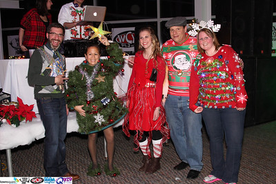 Townsquare Media Ugly Sweater 2014