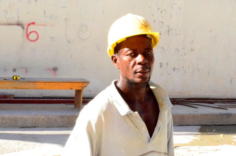 Portraits of Haiti
