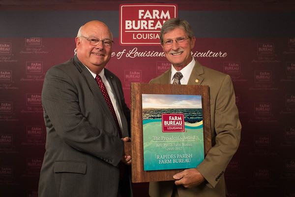 Louisiana Farm Bureau Conventions