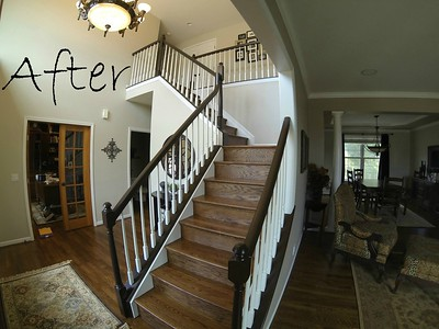Staircase Makeovers
