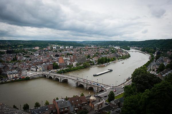 Namur & Dinant