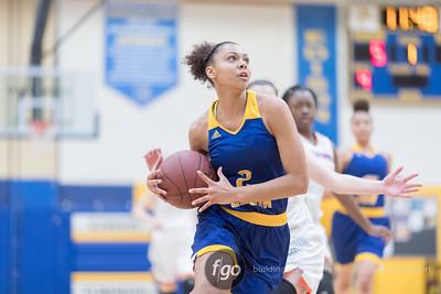 2-20-18 Minneapolis Wasburn v Minneapolis Edison Girls Basketball