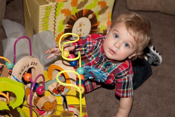Paxton Birthday-2-26-13
