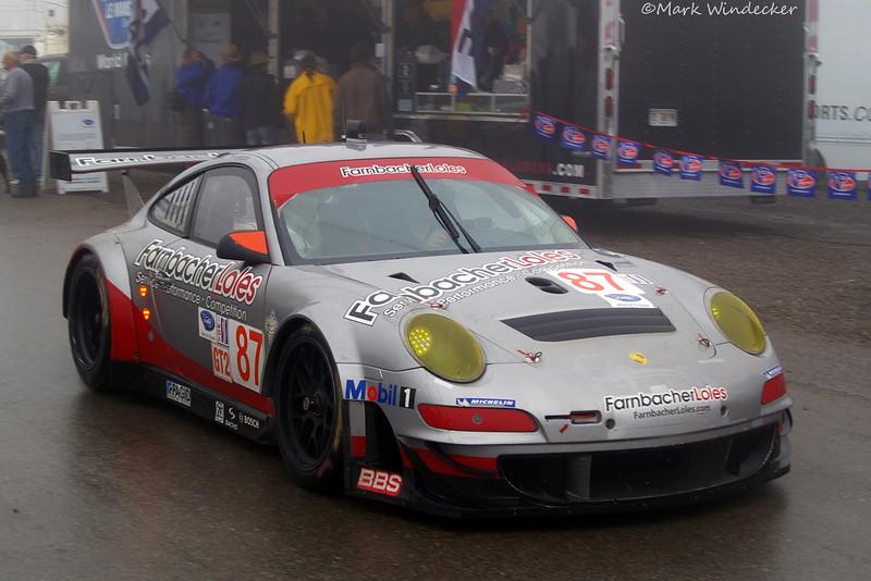 GT2-Farnbacher Loles Racing Porsche 997 GT3 RSR