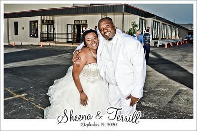 9/19/2020 - Sheena & Terrill