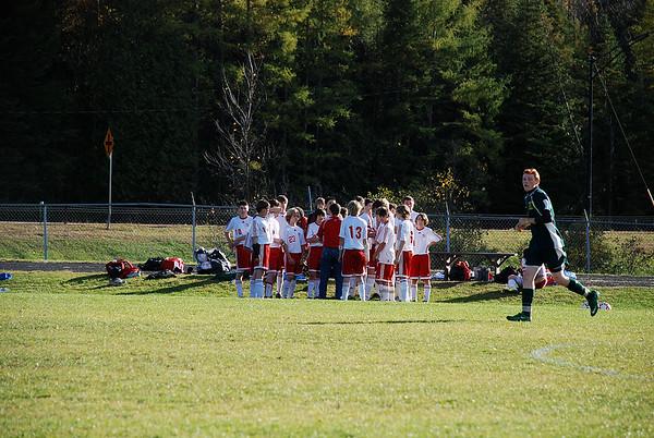 October 15 Final Game - Saranac Lake v Northern Adirondack