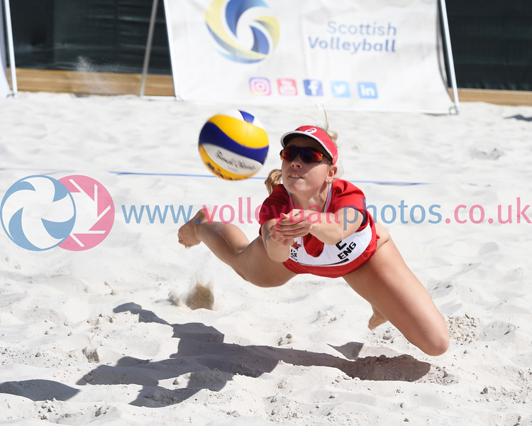 2021-06-06 CEV SCA Beach Volleyball Zonal Event Day 3