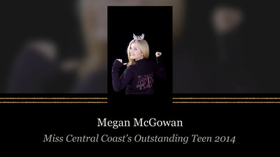 Megan Pageant Farewell