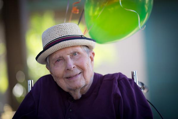 Dad's 91st Birthday